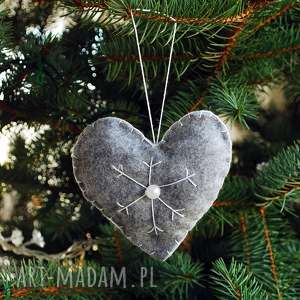 oryginalny prezent, jobuko zestaw bombek, bombka, serce, serduszko, zawieszka, ozdoba