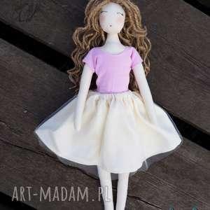 lalka #175, lalka, szmacianka, przytulanka, ekozabawka, tilda lalki dla dziecka