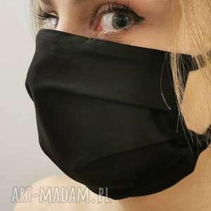 maseczka bawełniana, wielorazowa, maska na twarz, zakrywająca