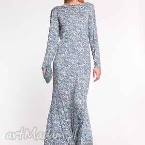 ręcznie wykonane sukienki nemezja - sukienka