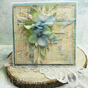 Prezent Wyjątkowa kartka w pudełku, dla-niej, imieniny, urodziny, kartka-na-urodziny