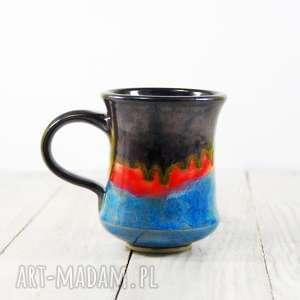 Kubek wielobarwny, do-pracy, kawa, herbata, do-herbaty, do-kawy, ceramiczny