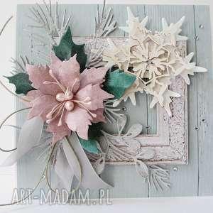 prezent pod choinkę Święta Bożego Narodzenia - w pudełku, życzenia, święta,