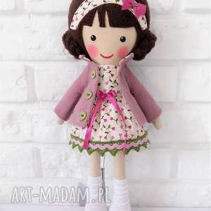 lalki malowana lala luiza, lalka, zabawka, przytulanka, prezent, niespodzianka