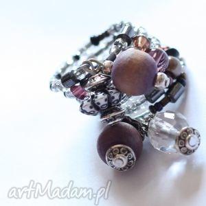 pierścionki nie do ogarnięcia kapuściane wzdęcia11, drewno biżuteria