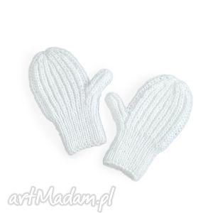 Rękawiczki, rękawiczki, antyalergiczne, niemowlę, dziecko, włóczka