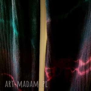handmade szaliki szal wieczorne otulenie