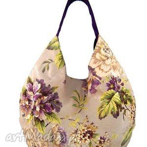 torebki hobo flowers vol 2 , torebka, worek, hobo, wiosna, kwiaty