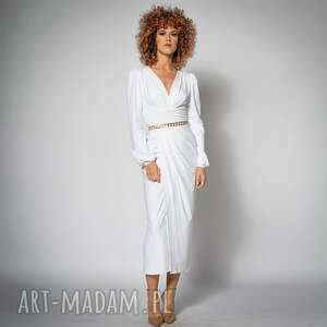 ślub diva white - sukienka ślubna w stylu boho, ślubna, suknia, sukienka