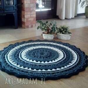 oryginalne prezenty, artedania dywan winterfell, 110 cm, ze sznurka