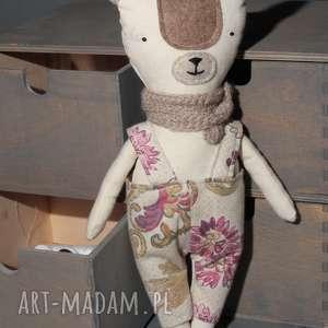 Prezent Piękna maskotka kotek na prezent dla dziecka z szalikiem, maskotka,