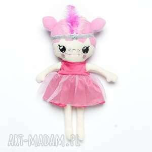 lalki bawełniana laleczka księżniczka / baletnica, lalka, laleczka, lalka