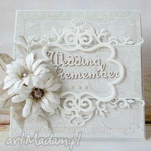 ślub - kartka w pudełku, ślub, życzenia, gratulacje, pudełko
