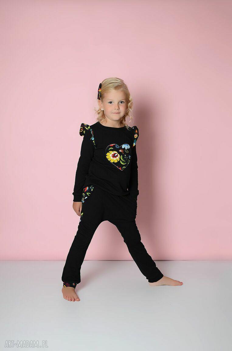 trendy ubranka folk bluza