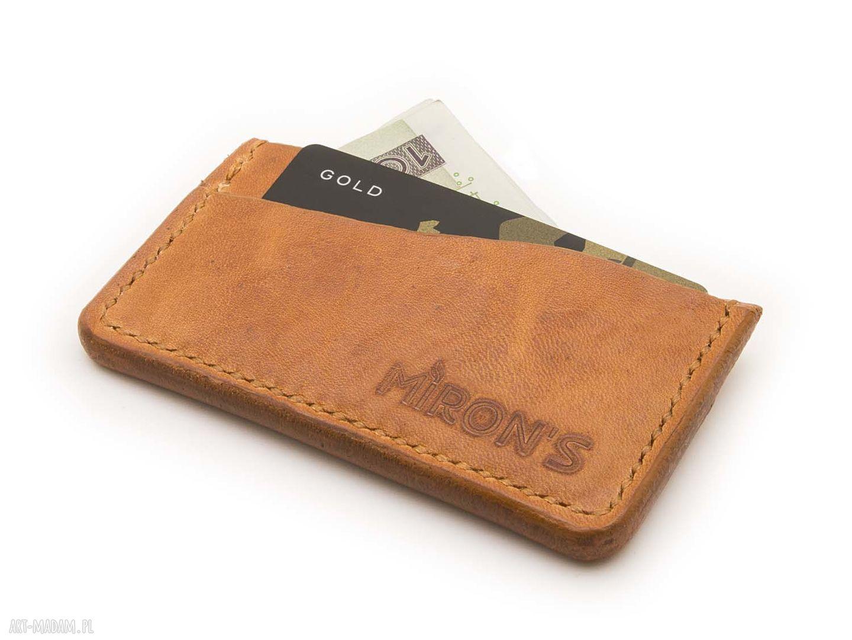 handmade etui card holder