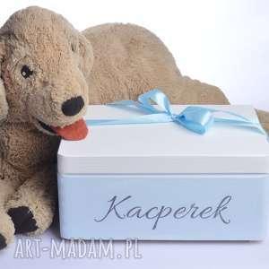 pokoik dziecka kuferek wspomnień pudełko skarby, dary pieniężne