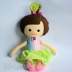 lala umilka - emilka 45 cm, lalka, umilka, dziewczynka, chrzciny, roczek, tancerka