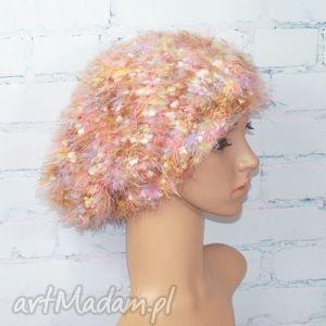 czapki czapka 02, czapa, czapka, melanż, zima, prezent, fantazyjna, pod choinkę