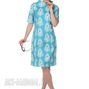 ręczne wykonanie sukienki piękna sukienka kostiumowa, bawełna najwyższej jakości