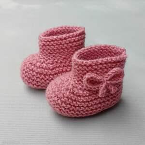 Prezent Botki Victoria, buciki, skarpetki, dziecko, prezent, narodziny, dziewczynka