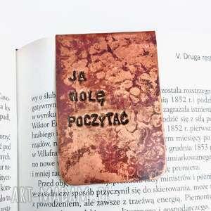 zakładki personalizowana zakładka do książki, personalizacja, tekst, cytaty