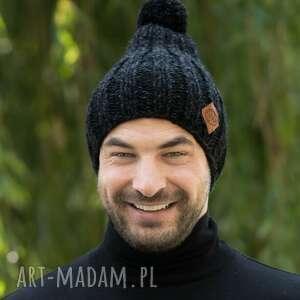 handmade czapki fun czarna perła