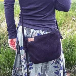 Mini czerń sznurki, torba, torebka, vegan, boho, hippie, simple