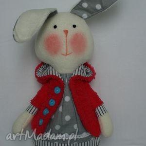 lalki któliczka agatka, króliczka, zabawka, przytulanka, prezent, niespodzianka