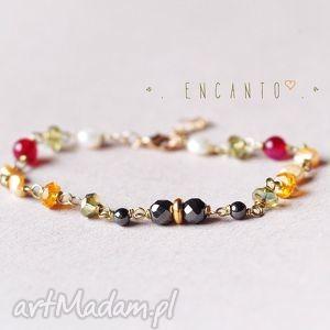 juicy jewel - kamienie, naturalne, perły, agat, kwarc, hematyt