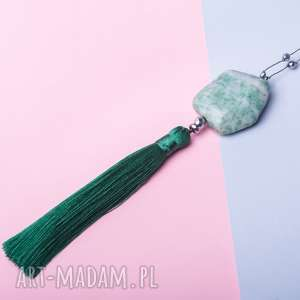hand-made naszyjniki whw boho jasper #2