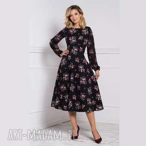 sukienki sukienka aniela total midi adelajda