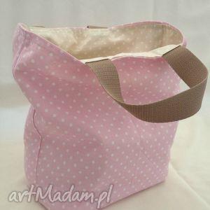 lunchbag by wkml lody truskawkowe, torby, śniadaniaówka, śniadanie, lunch, eko-torba