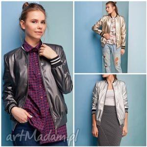 kurtka w nowoczesnym stylu - kurtki, damskie, młodzieżowe