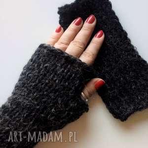 rękawiczki mitenki, nadrutach
