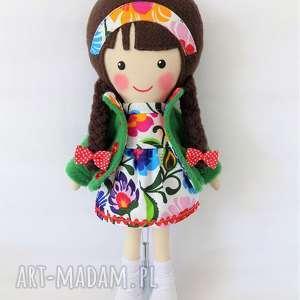 Prezent malowana lala marysia, lalka, zabawka, prezent, niespodzianka, dziecko