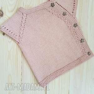 Sweter, sweter, dziecko, dziewczynka, ręcznie-wykonane