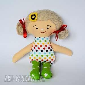 Lala Fruzia - Ida 25 cm, lalka, fruzia, kolorowa, chrzest, roczek, dziewczynka