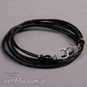 ręcznie wykonane kajdanki black