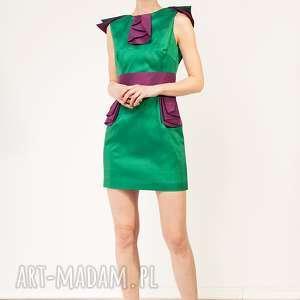 Sukienka Jinee, jedwabna