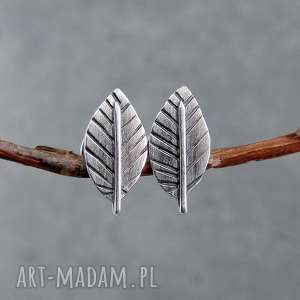 mini silver leaves