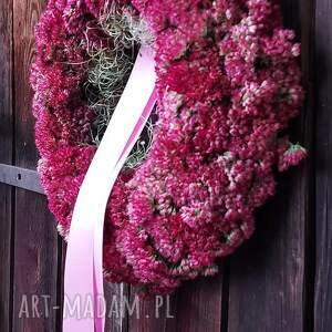 wianek dekor jesienny na drzwi, wianek, wianki, śianę, dekoracja