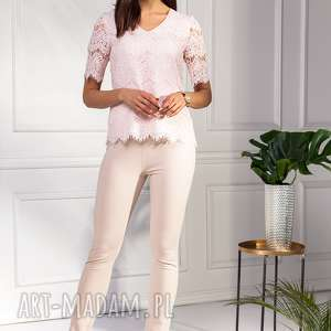 bluzka camilla - koronkowa