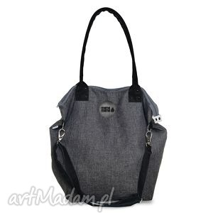 na ramię torba worek city denim, worek, mysza, prezent torebki, oryginalne prezenty