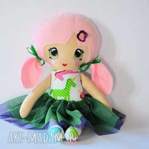 lalki lala animka - kinia 43 cm, lala, animka, tancerka, romantyczna, jednorożec