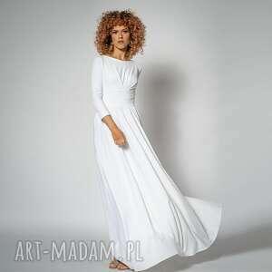 agness - klasyczna suknia ślubna, oryginalna, sukienki