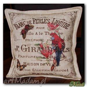 prezent na święta, poduszka dekoracyjna, napisy, poduszka, poszewka, bawewna
