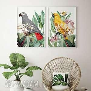 zestaw 2 plakatów #40 a2 - 42x59 4cm, obraz, plakat, grafika, mieszaknie