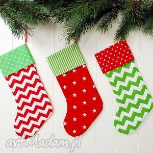 święta upominki Świąteczna skarpeta, święta, mikołaj, boże, narodzenie