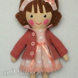 Prezent malowana lala basia, lalka, zabawka, przytulanka, prezen, niespodzianka