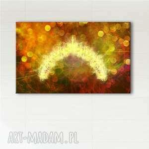 obraz energetyczny - bogactwo 100x62 wydruk na płótnie, obraz, ezoteryczny